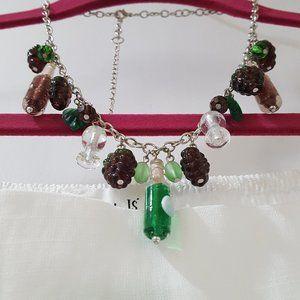 facebook wine mom necklace